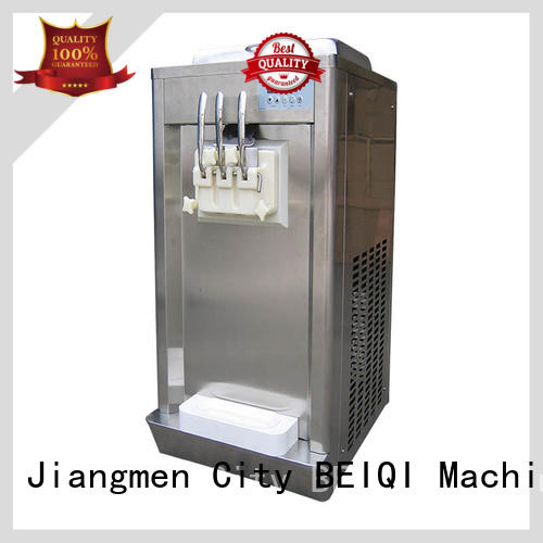 BEIQI durable Soft Ice Cream Machine for sale OEM For Restaurant