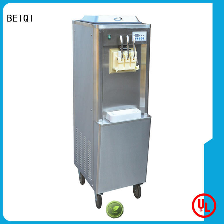 Soft Ice Cream Machine for sale for wholesale For Restaurant BEIQI