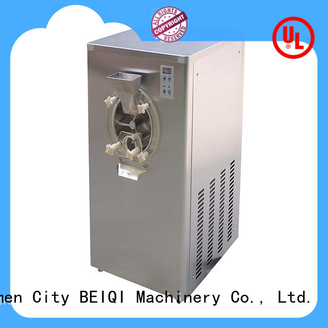 funky Hard Ice Cream Machine AIR bulk production Frozen food factory