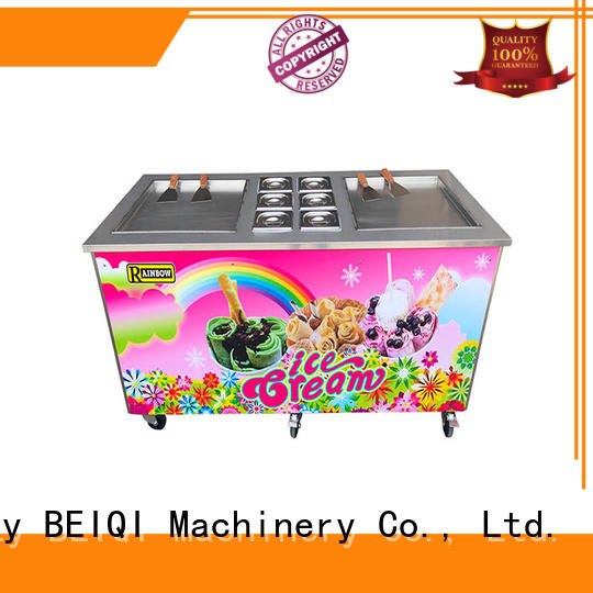 BEIQI funky Soft Ice Cream Machine for sale ODM For Restaurant