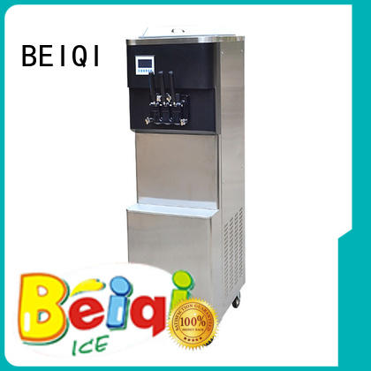 solid mesh Popsicle Machine ODM Frozen food Factory BEIQI