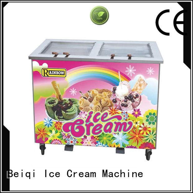 BEIQI portable Fried Ice Cream making Machine supplier For commercial