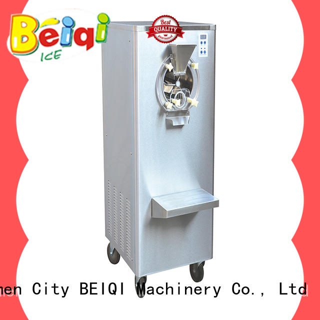 solid mesh hard ice cream maker excellent technology for wholesale For commercial