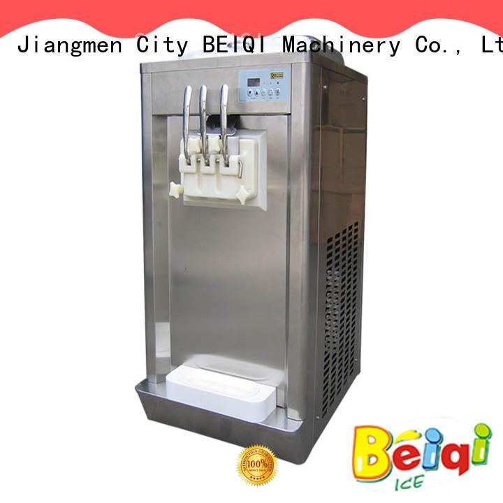 BEIQI durable soft serve ice cream machine for sale bulk production For Restaurant