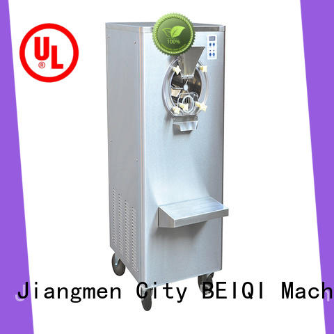BEIQI solid mesh Soft Ice Cream Machine for sale ODM For Restaurant