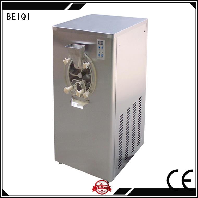 BEIQI AIR hard ice cream maker free sample Frozen food factory