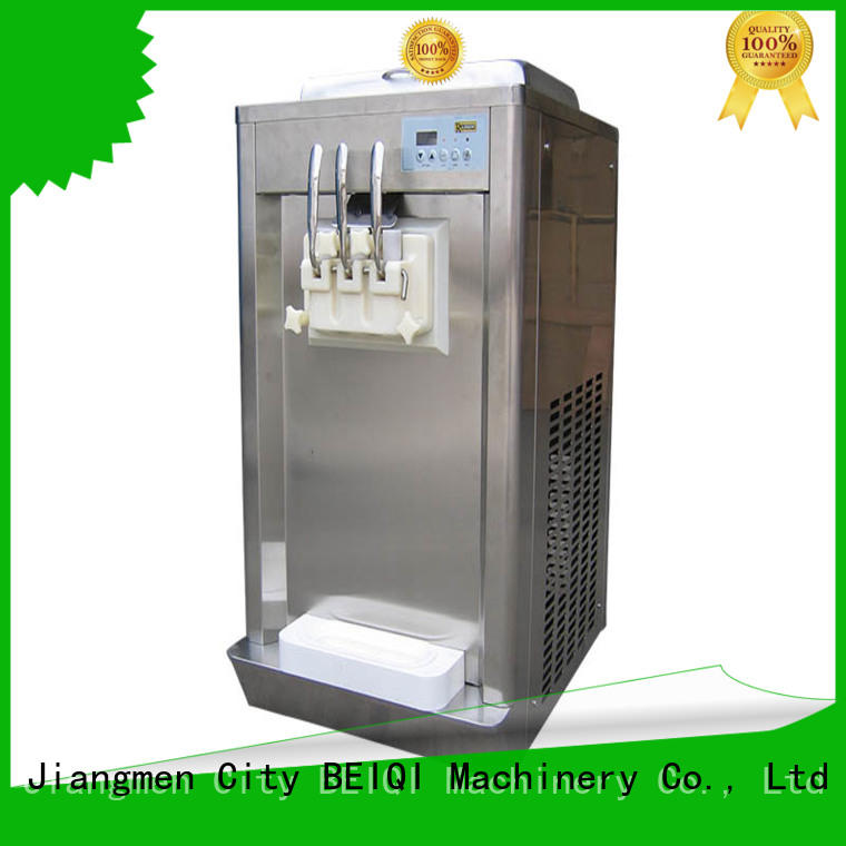 BEIQI commercial use ice cream equipment for sale customization For dinning hall
