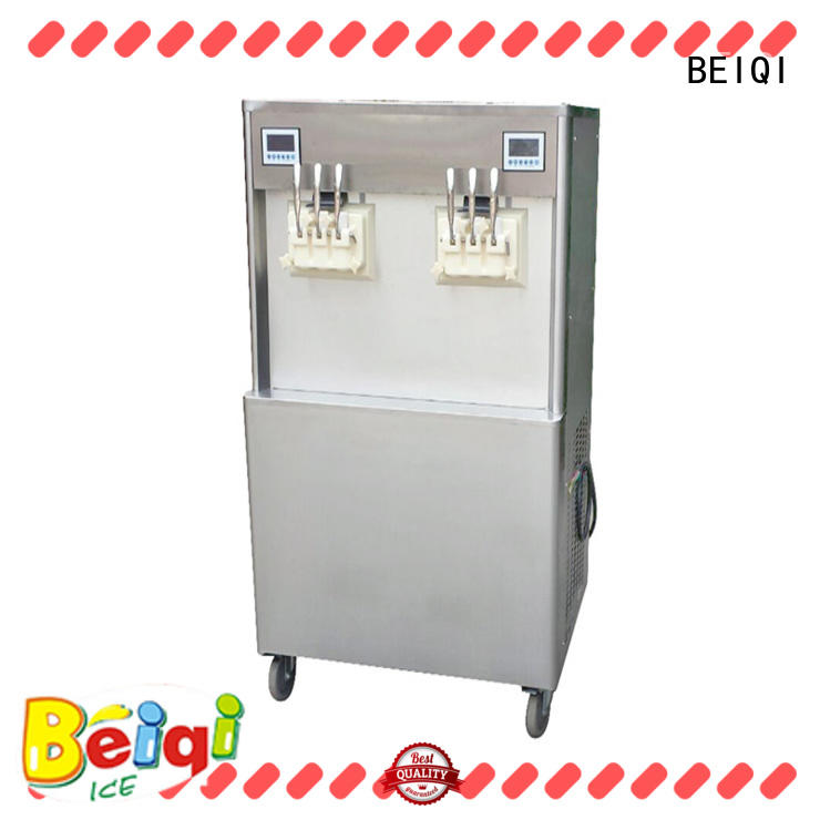 BEIQI different flavors ice cream maker machine for sale supplier Frozen food factory