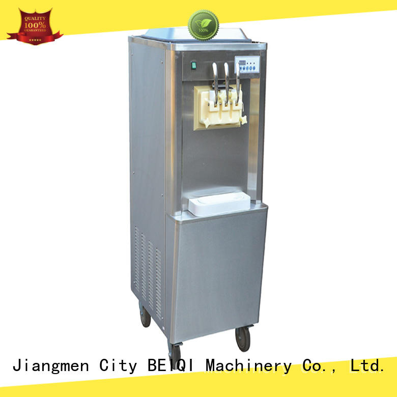 Breathable Soft Ice Cream Machine for sale ODM For Restaurant