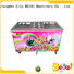 BEIQI different flavors Fried Ice Cream making Machine OEM For dinning hall