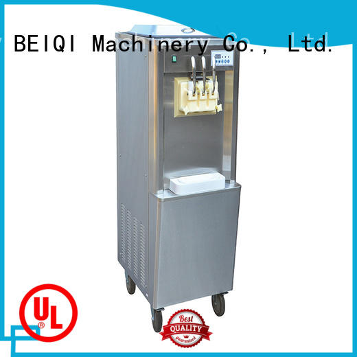 at discount ice cream maker machine silver ODM Frozen food factory