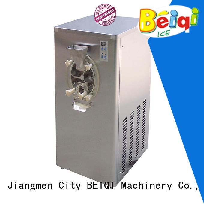 BEIQI different flavors hard ice cream maker buy now For dinning hall