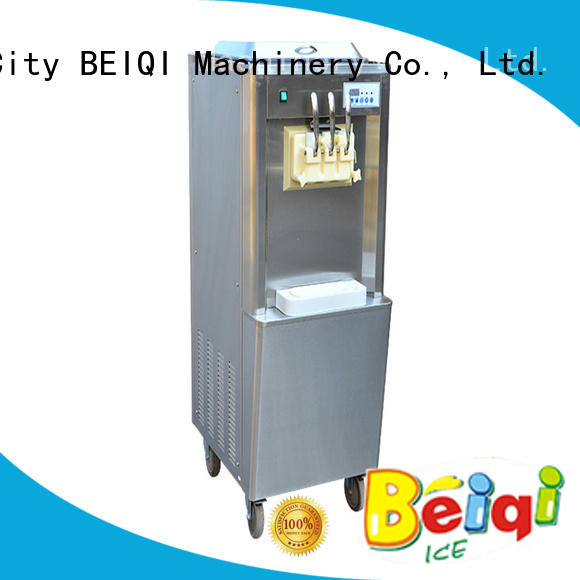 BEIQI portable soft ice cream machine price get quote For Restaurant