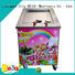 BEIQI Breathable Fried Ice Cream Machine get quote For commercial