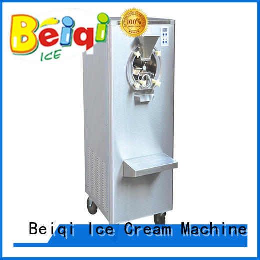 BEIQI Breathable soft Ice Cream Machine bulk production Snack food factory