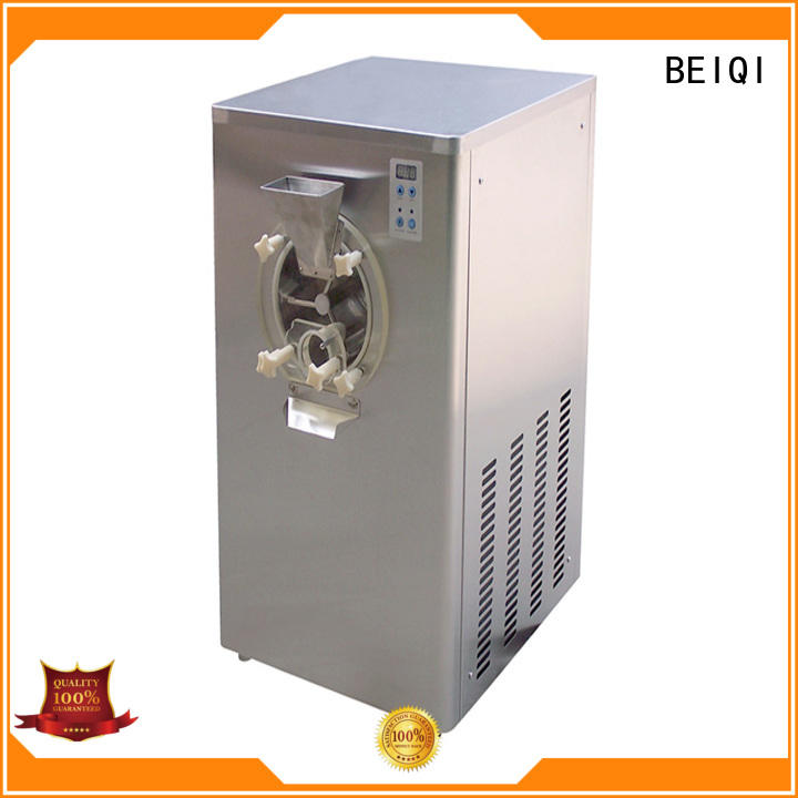 at discount Soft Ice Cream Machine for sale customization Snack food factory