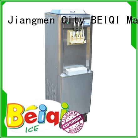 funky Soft Ice Cream Machine for sale bulk production Snack food factory