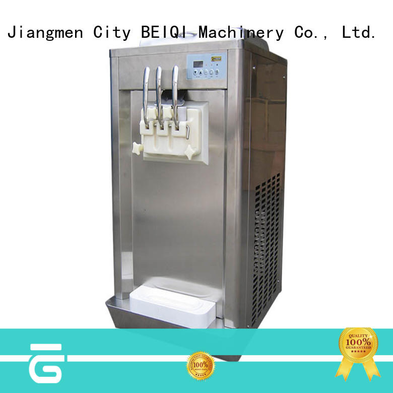 commercial use Soft Ice Cream maker ODM For Restaurant BEIQI