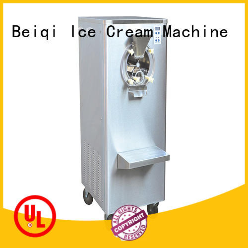 different flavors hard ice cream maker for wholesale Frozen food factory BEIQI