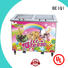 BEIQI portable Soft Ice Cream Machine for sale free sample Frozen food Factory