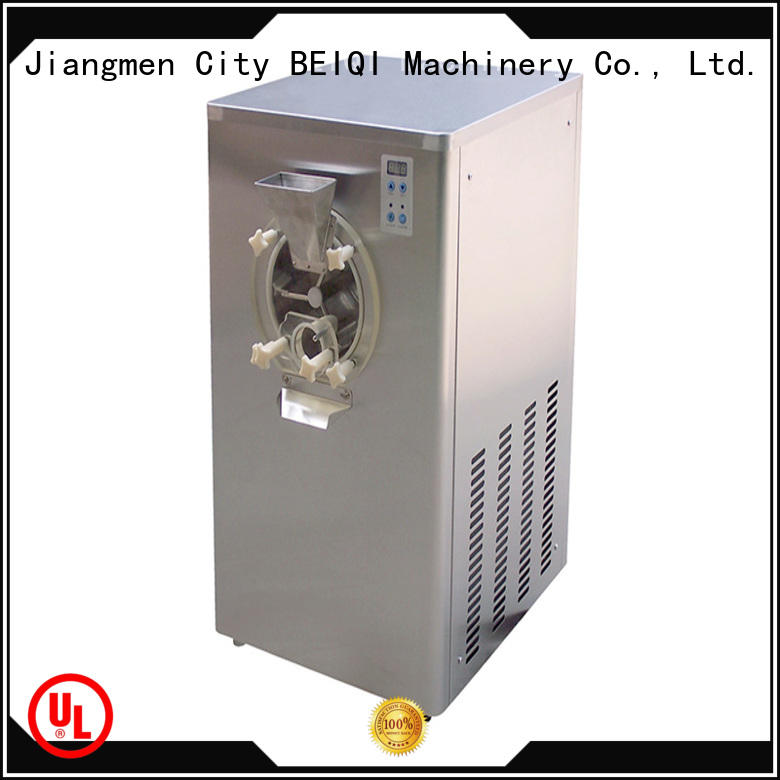 fried Ice Cream Machine Frozen food Factory BEIQI