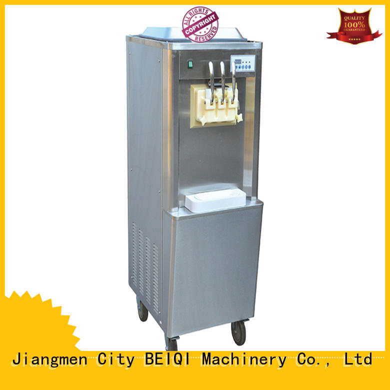 BEIQI high-quality fried Ice Cream Machine For Restaurant