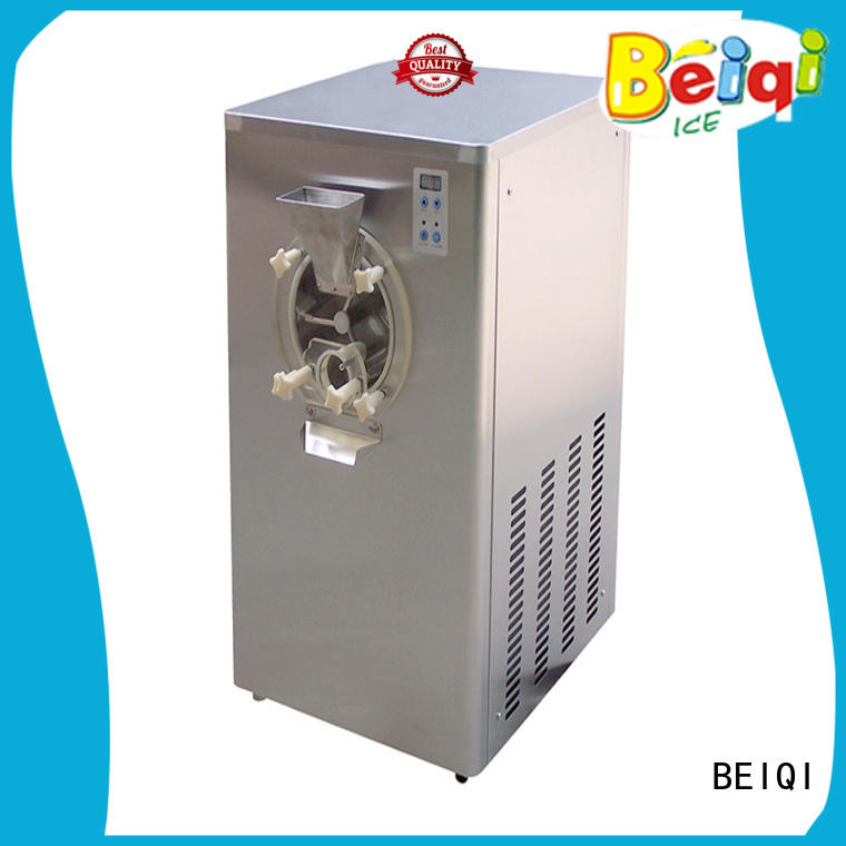 BEIQI Soft Ice Cream Machine for sale OEM Snack food factory