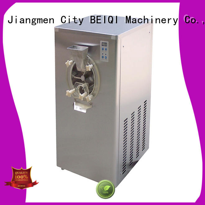 BEIQI Breathable Soft Ice Cream Machine for sale get quote For Restaurant
