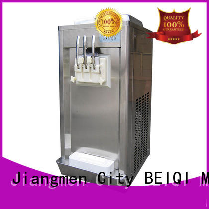 BEIQI commercial use Soft Ice Cream Machine bulk production For dinning hall