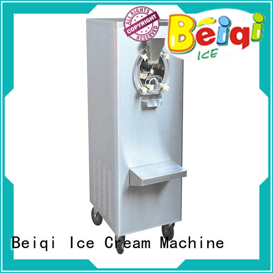 at discount hard ice cream maker different flavors free sample Frozen food factory