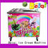 BEIQI Soft Ice Cream Machine for sale customization For Restaurant