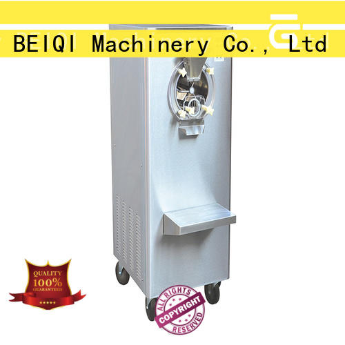BreathableSoft Ice Cream Machine for salebulk production For Restaurant