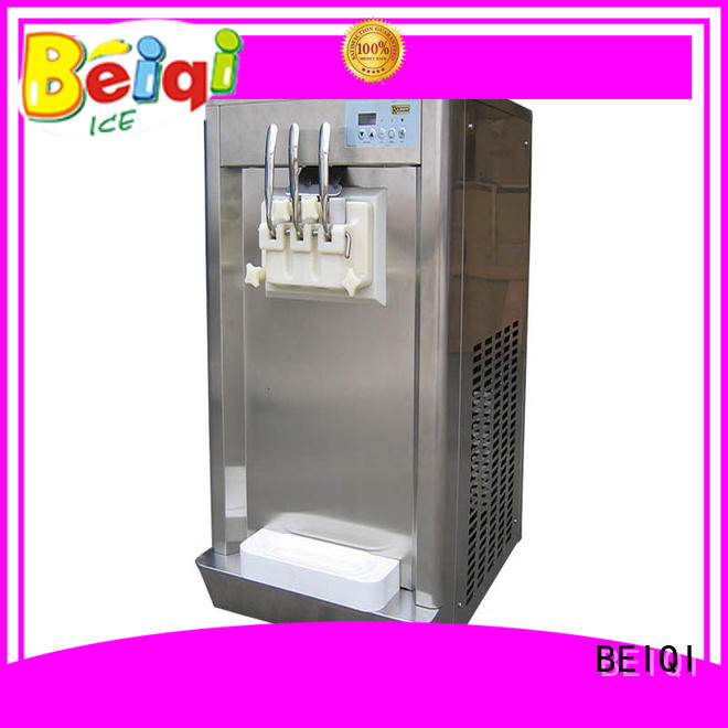 Breathable Soft Ice Cream Machine supplier Frozen food Factory BEIQI