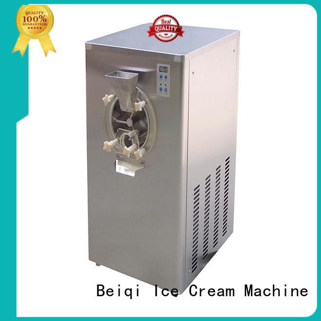 funky Soft Ice Cream Machine for sale customization For Restaurant