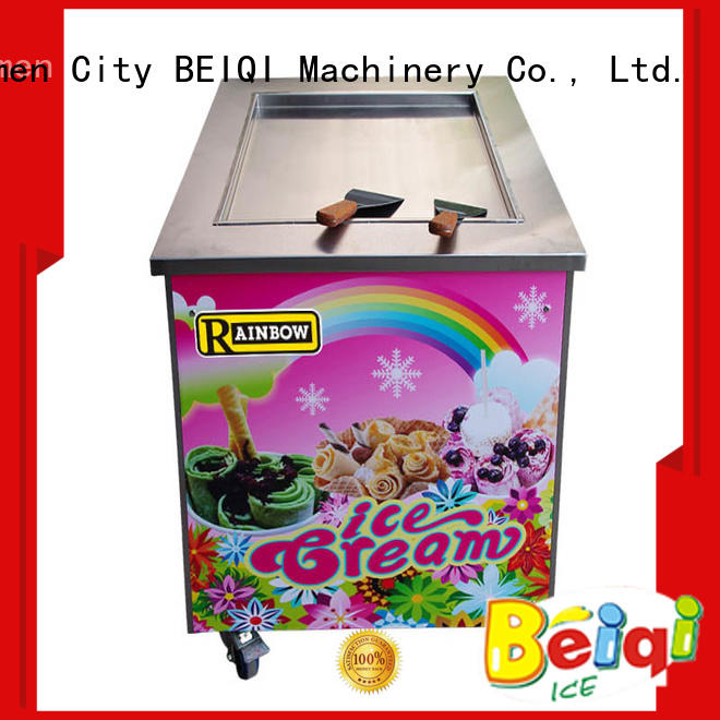 BEIQI Soft Ice Cream Machine for sale supplier Frozen food Factory