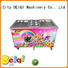 BEIQI Breathable soft Ice Cream Machine get quote Snack food factory