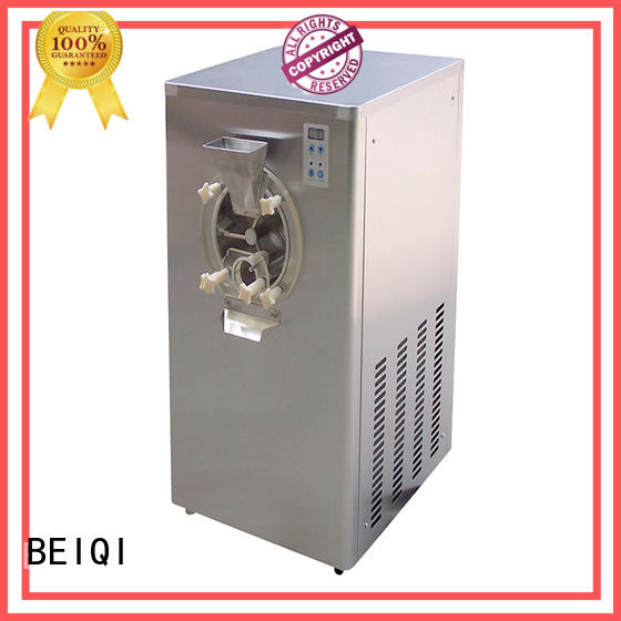Soft Ice Cream Machine for sale for wholesale Snack food factory BEIQI