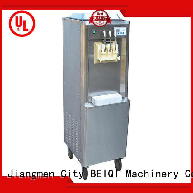 BEIQI high-quality soft serve ice cream machine for sale OEM For dinning hall
