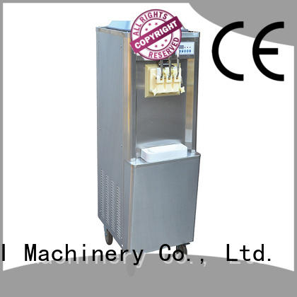 BEIQI on-sale Soft Ice Cream Machine for sale for wholesale Snack food factory