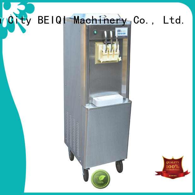 BEIQI latest Soft Ice Cream Machine for sale supplier Frozen food Factory