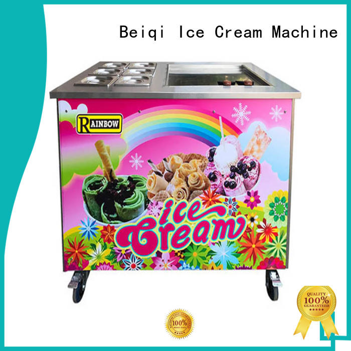 Soft Ice Cream Machine for sale ODM For Restaurant BEIQI
