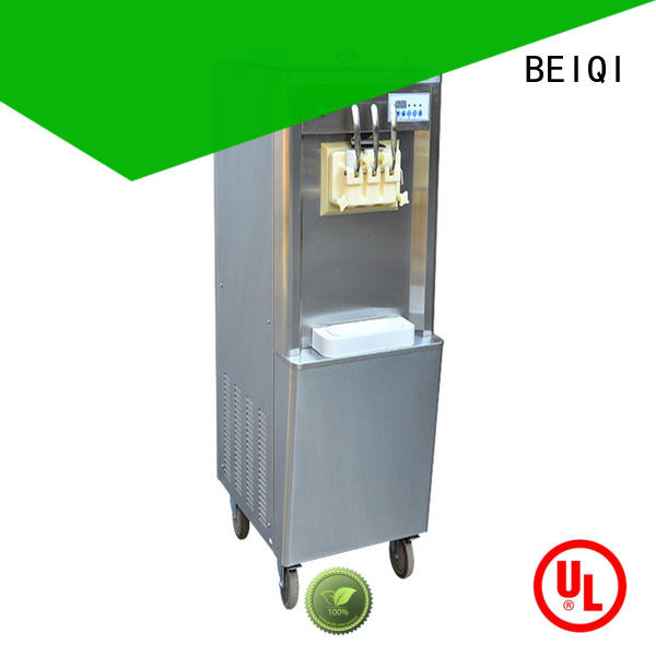BEIQI different flavors Ice Cream Machine Company bulk production For dinning hall