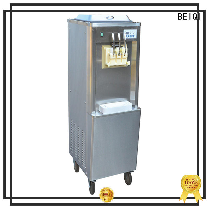 BEIQI at discount Soft Ice Cream Machine for sale ODM Frozen food Factory