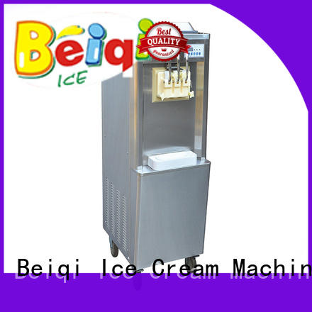 Breathable Ice Cream Machine Company different flavors ODM Frozen food factory