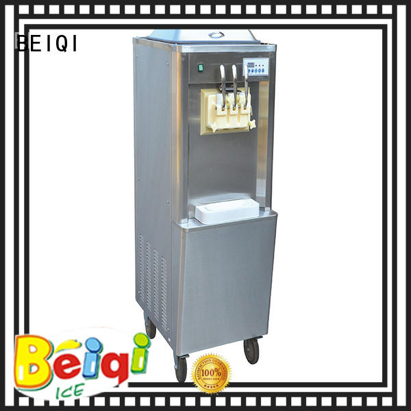 funky fried Ice Cream Machine buy now Snack food factory