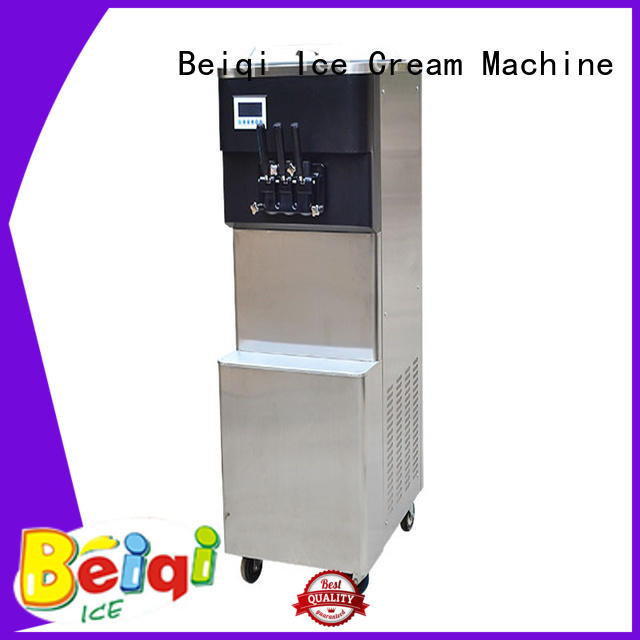 high-quality ice cream maker machine for sale different flavors free sample For dinning hall