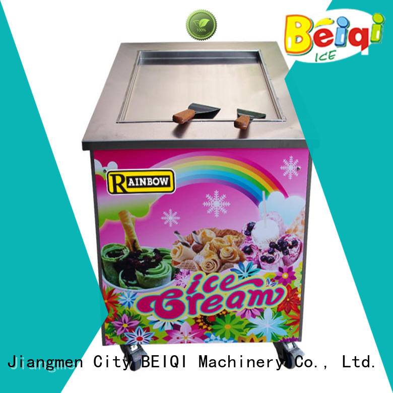 durable Soft Ice Cream Machine for sale bulk production Frozen food Factory