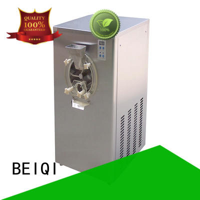 BEIQI Soft Ice Cream Machine for sale ODM Snack food factory