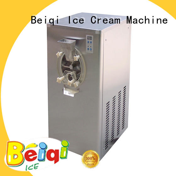 BEIQI high-quality hard ice cream freezer for wholesale Frozen food factory
