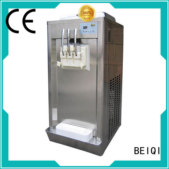 BEIQI different flavors ice cream maker machine bulk production For commercial